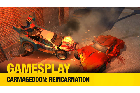 GamesPlay: Carmageddon Reincarnation - Games.cz