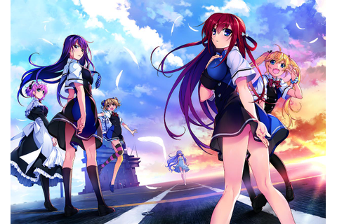 Limited Grisaia The Complete Box Available on J-List ...