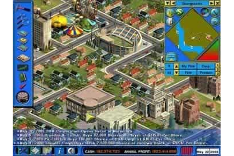 Capitalism II Game Review - Download and Play Free Version!