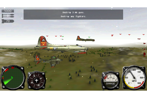 Air Conflicts: Aces of World War II Screenshots for PSP ...