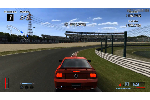 Gran Turismo 4 - PS2 Gameplay - YouTube