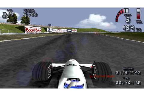 Formula 1 98 (PS1) - Grand Prix - Interlagos - Mclaren ...