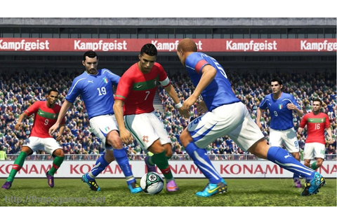 PRO EVOLUTION SOCCER 2011 PC Game Full Version Free Download