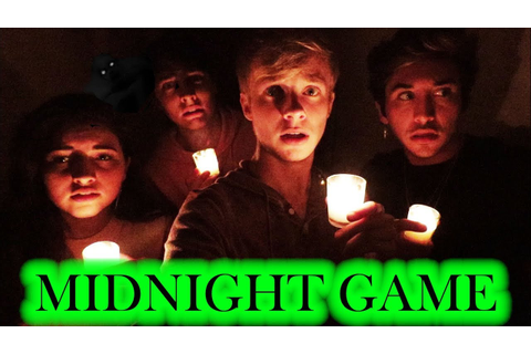 THE MIDNIGHT GAME IS BACK // 3 AM CHALLENGE (the return ...