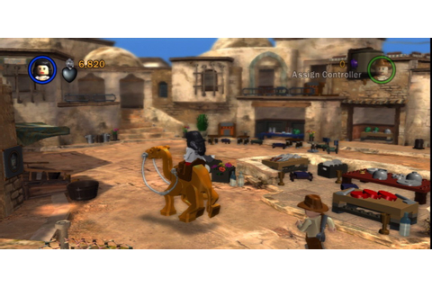 Indiana Jones The Original Adventures Game - Free Download ...