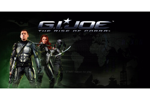 Cult Video Games Essentials: G.I. Joe – The Rise of Cobra | CULT ...