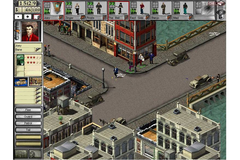 Gangsters 2: Vendetta - screenshots gallery - screenshot 4 ...