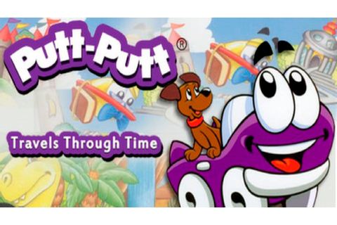 Putt-Putt 4: Putt-Putt Travels Through Time - Full Game HD ...