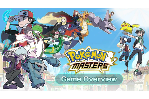 How to Play Pokémon Masters | Game Overview - YouTube
