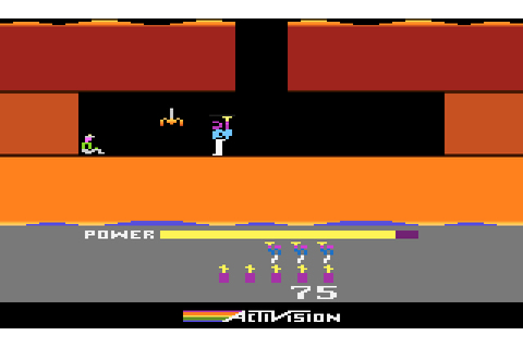 H.E.R.O. Atari 2600 Review by Rob Joy – Vintage is the New ...