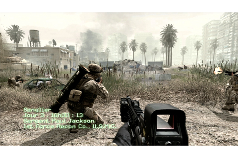 Call of Duty 4 Modern Warfare Free Download - Ocean Of Games