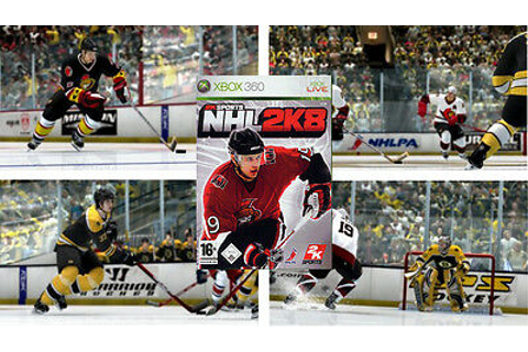 -- NHL 2K8 -- Top-Game - NEU - XBox 360 | eBay