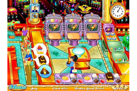 Cake Mania Download on Games4Win
