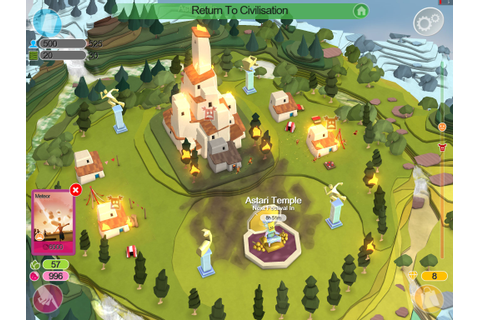Godus Review | TouchArcade