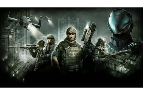 M.E.R.C. Is A New Squad-Based Real-Time Tactics Game ...