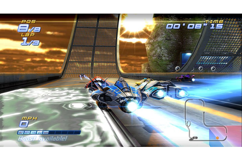 FAST - Racing League (WiiWare) News, Reviews, Trailer ...