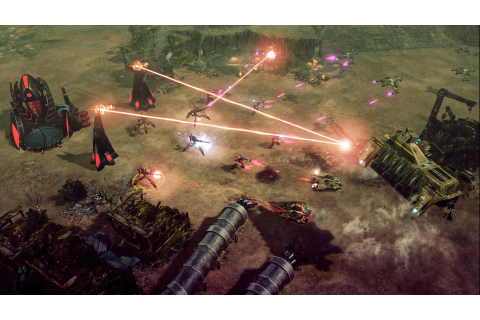 Screenshots, Art and Videos - Command and Conquer 4 ...