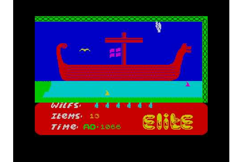 Kokotoni Wilf ZX Spectrum L2 of 6 © 1984 Elite - YouTube