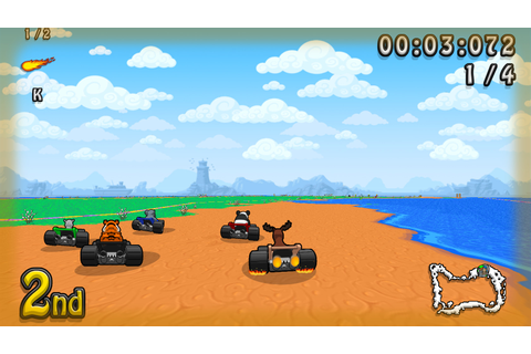 Wacky Wheels HD - Download Free Full Games | Racing games