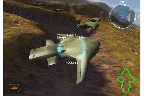 Dropship - United Peace Force (PS2)