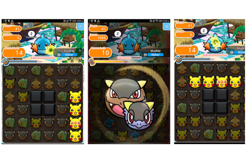 Pokémon Shuffle Mobile Unlimited Moves 1 Hit Kill MOD APK