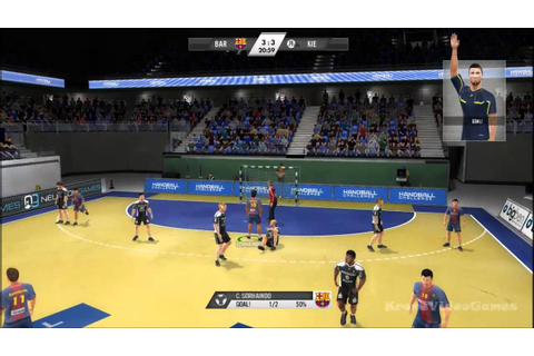 IHF Handball Challenge 14 Gameplay (PC HD) - YouTube