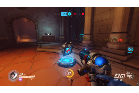 Overwatch | Good Video Game Interface Screenshots