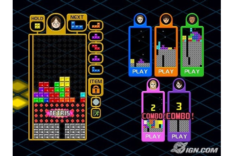 Tetris Party Review - IGN