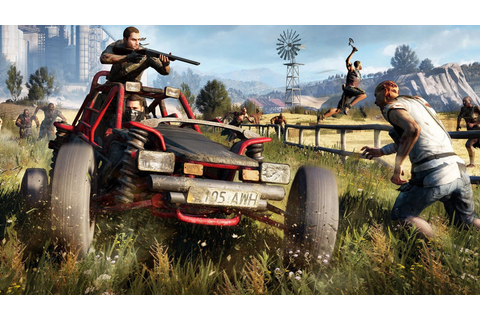 Dying Light: The Following - recenze | GAMES.CZ