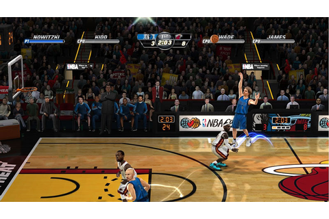 NBA Jam - Game On Party