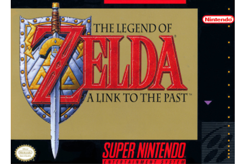 The Legend of Zelda: A Link to the Past - Wikipedia