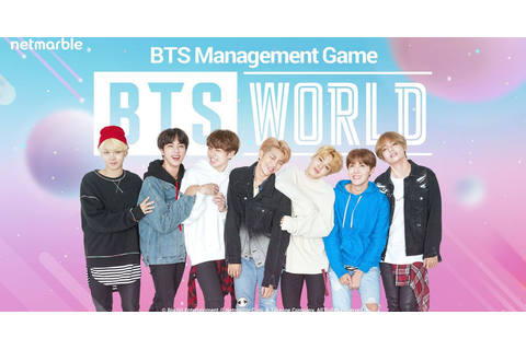 BTS World will be released on June 25 - Polygon