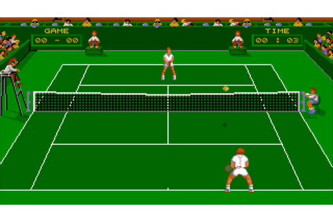 Great Courts Details - LaunchBox Games Database
