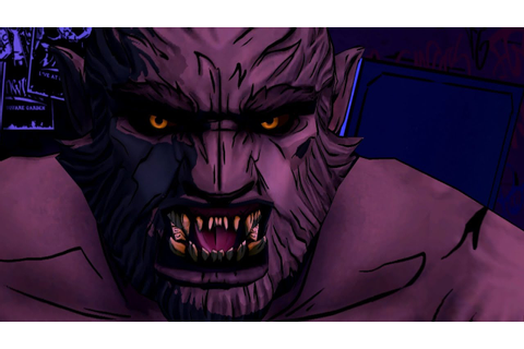 The Wolf Among Us Episode 3 A Crooked Mile Trailer - YouTube