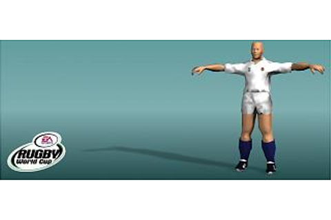 Rugby 2001 - PS2