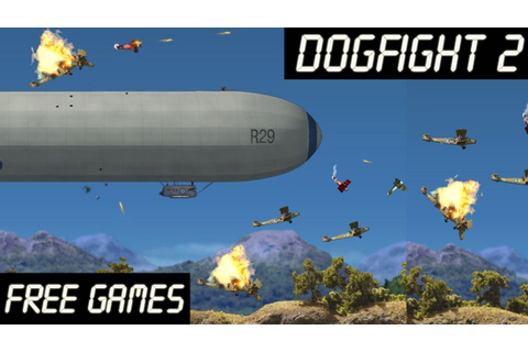 DOGFIGHT 2 Gameplay Free Flash Game PC HD - YouTube