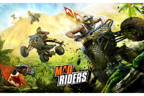 Mad Riders Game Wallpapers | HD Wallpapers | ID #12591