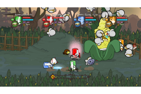 Best of 7th Gen: #14-Castle Crashers | The Triple Option