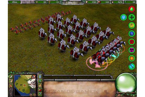 Stronghold Legends Free Download - Ocean Of Games