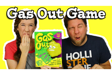Gas Out Game Farting Card Game - YouTube
