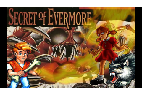 Let's play Secret of Evermore #11 - Die Suche nach dem ...