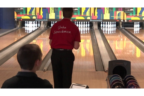 John Struckman 10th Frame of 300 Game January 8, 2012 ...