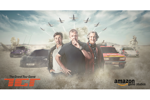 The Grand Tour Game Preview - Join the Show