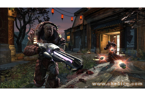 Unreal Tournament 3 Review for Xbox 360 (X360)