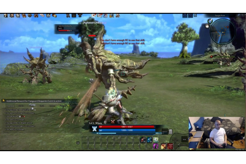 TERA: PC game play - YouTube