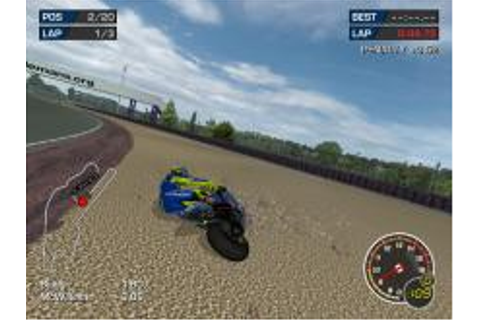 MotoGP: Ultimate Racing Technology 3 Download (2005 Sports ...