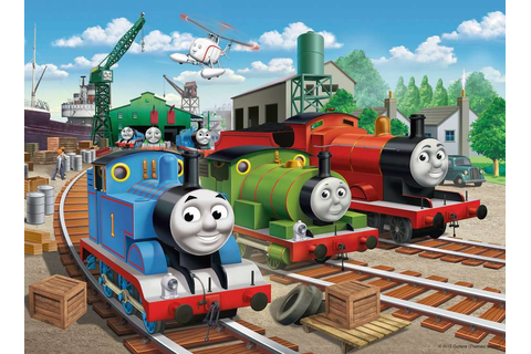 Thomas & Friends My First Floor Puzzle, 16pc | Children's ...