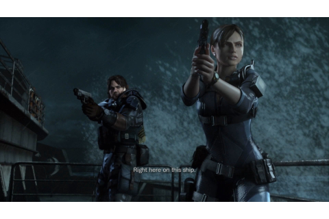 Resident Evil Revelations review: This terrifying game is ...