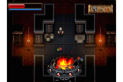 Wayward Souls review: a roguelike with permadeath that ...