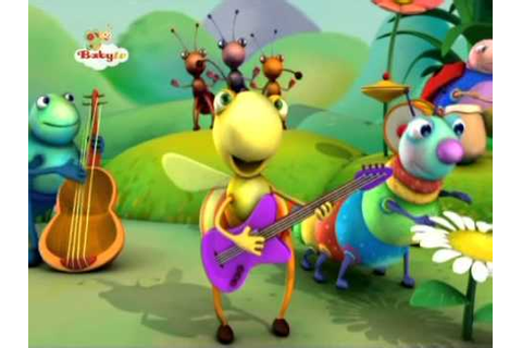 Big Bugs Band Baby TV Jamaican reggae Emmas Theatre Must ...